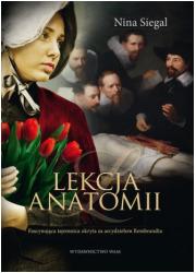 Lekcja anatomii - okładka książki