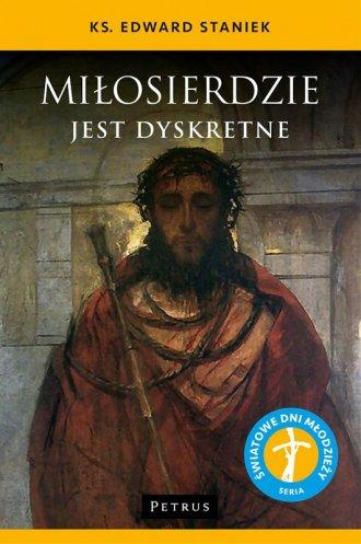 Miłosierdzie jest dyskretne - okładka książki