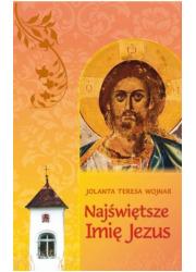 Najświętsze imię Jezus. Teksty - okładka książki