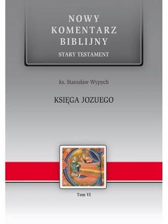 Księga Jozuego. Seria: Nowy komentarz - okładka książki