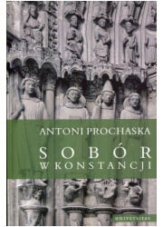 Sobór w Konstancji - okładka książki