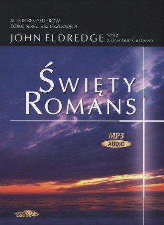 Święty romans - pudełko audiobooku