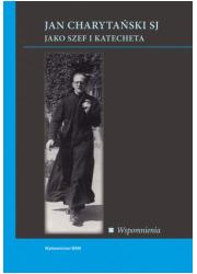 Jan Charytański SJ jako szef i - okładka książki