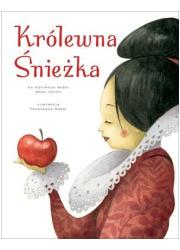 Królewna Śnieżka - okładka książki