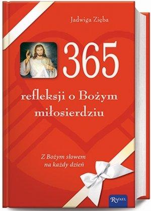 365 refleksji o Bożym Miłosierdziu - okładka książki
