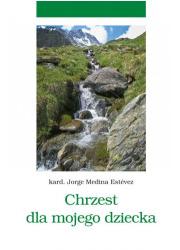 Chrzest dla mojego dziecka - okładka książki