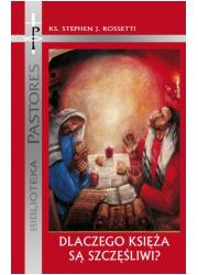 Dlaczego Księża są szczęśliwi? - okładka książki