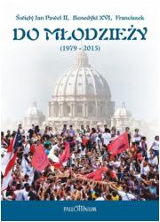 Do młodzieży 1979-2015. Święty - okładka książki