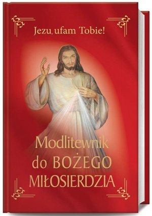 Modlitewnik do Bożego Miłosierdzia - okładka książki