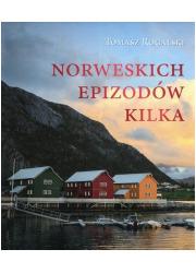 Norweskich epizodów kilka - okładka książki