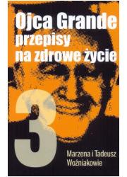 Ojca Grande przepisy na zdrowe - okładka książki