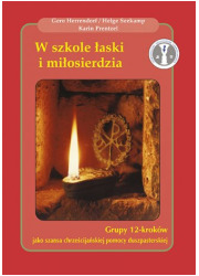 W szkole łaski i miłosierdzia - okładka książki