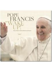 Pope Francis. Wake Up! - okładka płyty