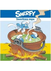 Smerfowa zupa - okładka książki