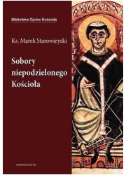 Sobory niepodzielonego Kościoła. - okładka książki