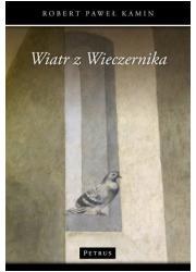 Wiatr z Wieczernika - okładka książki