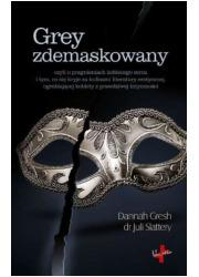 Grey zdemaskowany - okładka książki