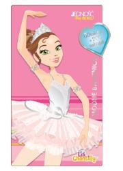 Modne baletnice - okładka książki