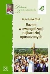Razem w ewangelizacji najbardziej - okładka książki