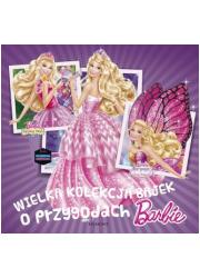 Wielka kolekcja bajek o Barbie - okładka książki