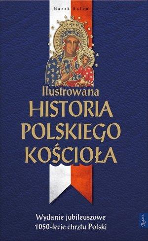 Ilustrowana historia polskiego - okładka książki