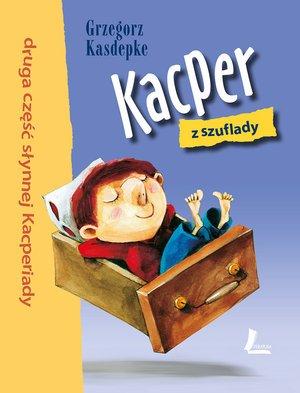 Kacper z szuflady - okładka książki