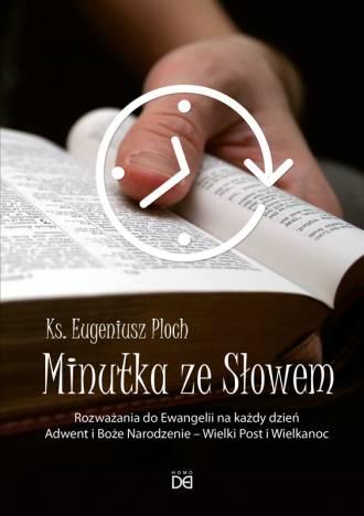 Minutka ze Słowem. Rozważania do - okładka książki