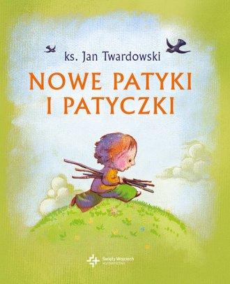 Nowe patyki i patyczki - okładka książki
