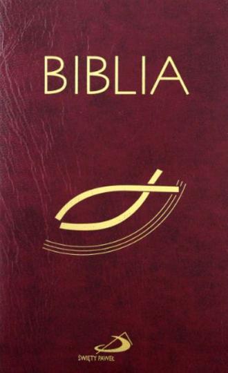 Biblia. Stary i Nowy Testament - okładka książki