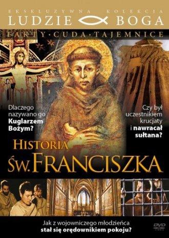 Historia Świętego Franciszka. Kolekcja: - okładka filmu