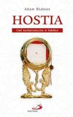 Hostia. Cud eucharystyczny w Sokółce - okładka książki