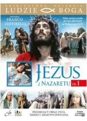 Jezus z Nazaretu  cz. 1. Kolekcja: - okładka filmu