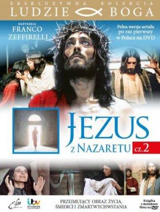 Jezus z Nazaretu  cz. 2. Kolekcja: - okładka filmu