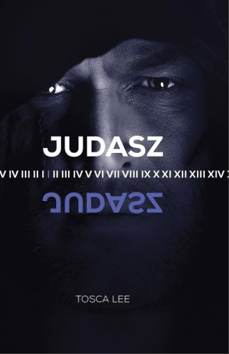 Judasz - okładka książki