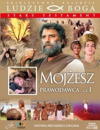 Mojżesz Prawodawca cz. 1. Kolekcja: - okładka filmu