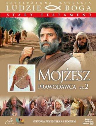 Mojżesz Prawodawca cz. 2. Kolekcja: - okładka filmu