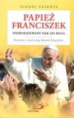 Papież Franciszek. Niespodziewany - okładka książki