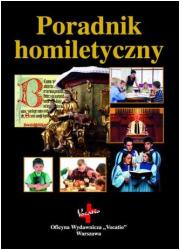 Poradnik Homiletyczny - okładka książki