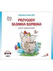 Przygody Słonika Bombika - pudełko audiobooku