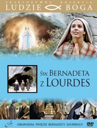 Święta Bernadeta z Lourdes. Kolekcja: - okładka filmu