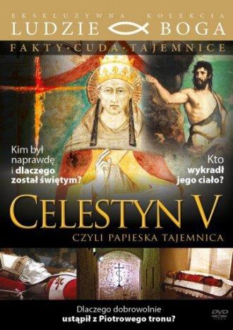 Celestyn V , czyli papieska tajemnica. - okładka filmu