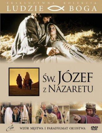 Święty Józef z Nazaretu. Kolekcja: - okładka filmu