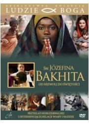 Święta Józefina Bakhita. Kolekcja: - okładka filmu