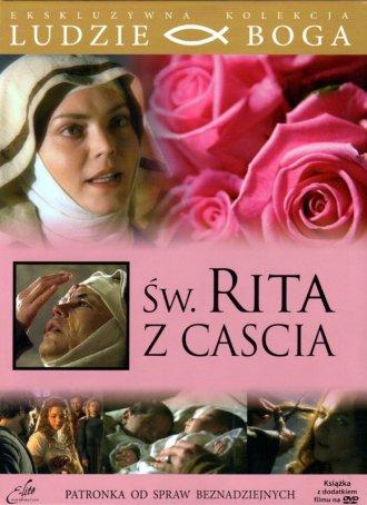 Święta Rita z Cascia. Kolekcja: - okładka filmu
