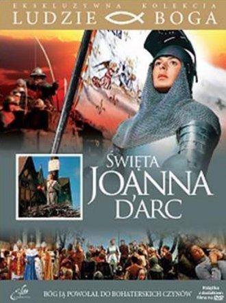 Święta Joanna D Arc. Kolekcja: - okładka filmu