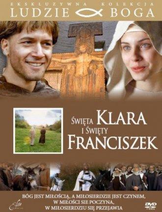 Święta Klara i Święty Franciszek. - okładka filmu