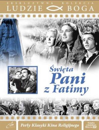 Święta Pani z Fatimy. Kolekcja: - okładka filmu
