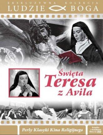 Święta Teresa z Avila. Kolekcja: - okładka filmu