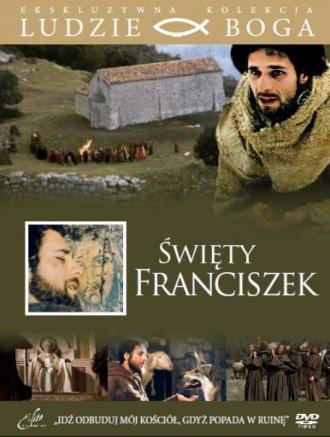 Święty Franciszek. Kolekcja: Ludzie - okładka filmu