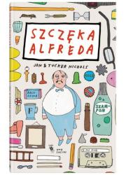 Szczęka Alfreda - okładka książki